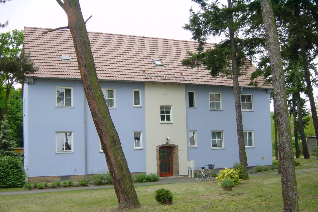 Puschkinstraße 1-11, 14, 15