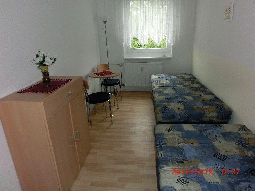 Jugendzimmer mit 2 Einzelbetten